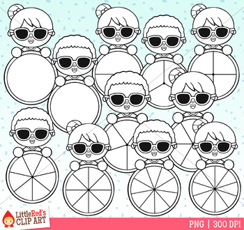 Clipart sunglasses kid. Kids summer spinners clip