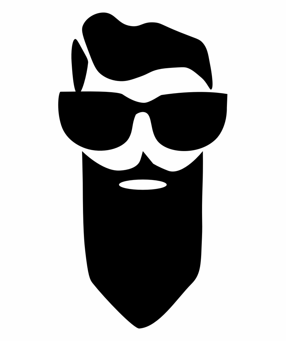 With drawing transparent png. Sunglasses clipart man clipart