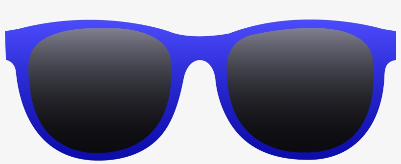 Clipart sunglasses neon. Png blue free