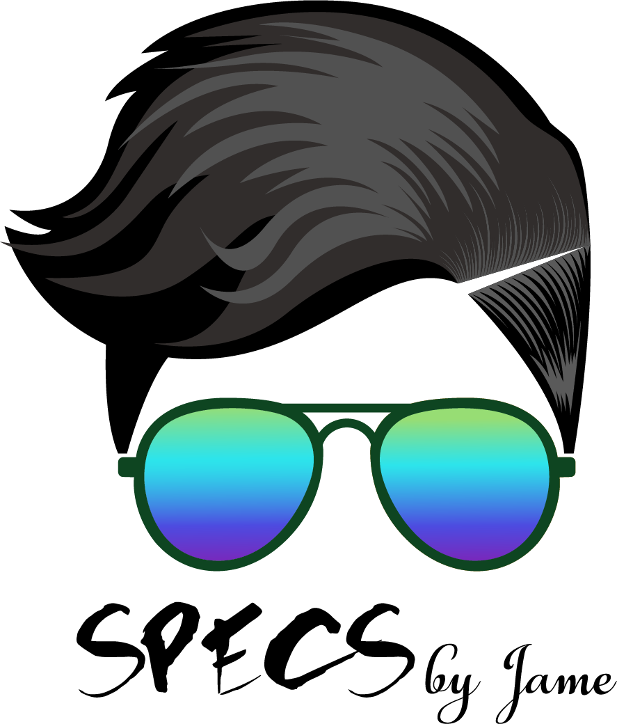 Specs by jame . Clipart sunglasses neon