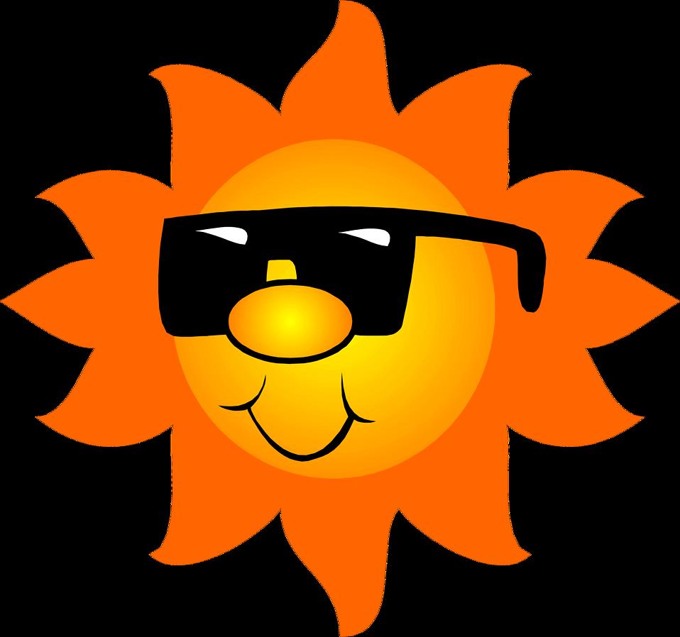 Sun free stock photo. Sunglasses clipart sunscreen