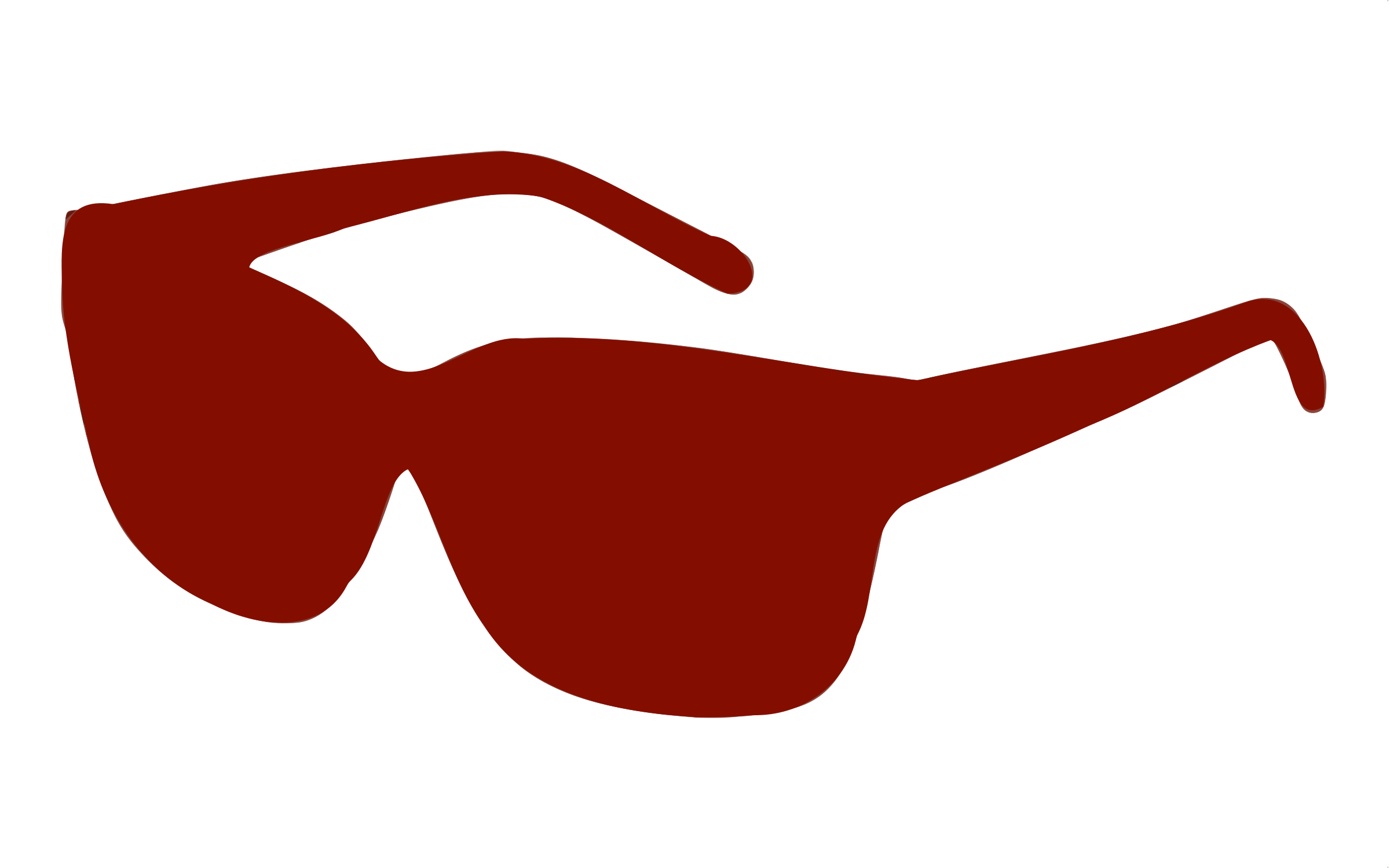Objet icons png free. Goggles clipart silhouette