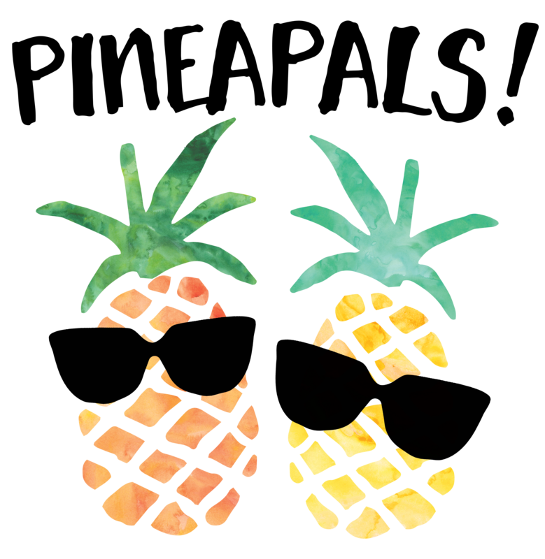 Clipart sunglasses pineapple. Ourclipart pin