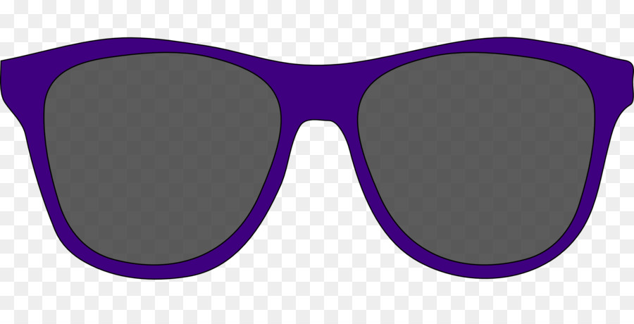 Clipart sunglasses purple. Gradient background glasses blue