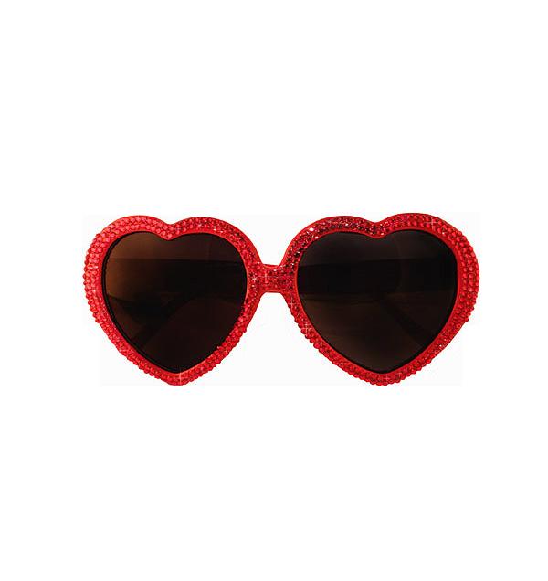 . Sunglasses clipart heart shaped sunglasses
