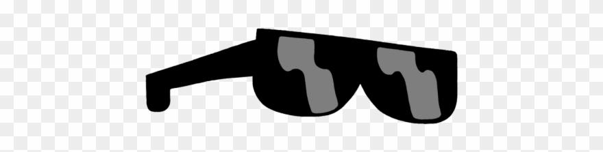 Clipart sunglasses side view. Sunglass dark glass png