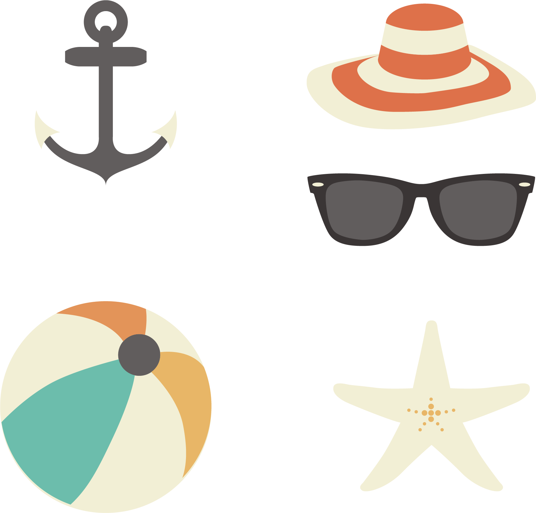 Sunglasses clipart striped. Red sun hat transprent