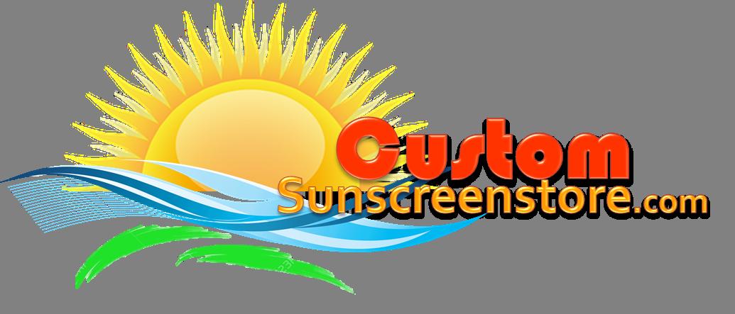 Sunglasses clipart sunscreen. Buy custom promotional bulk