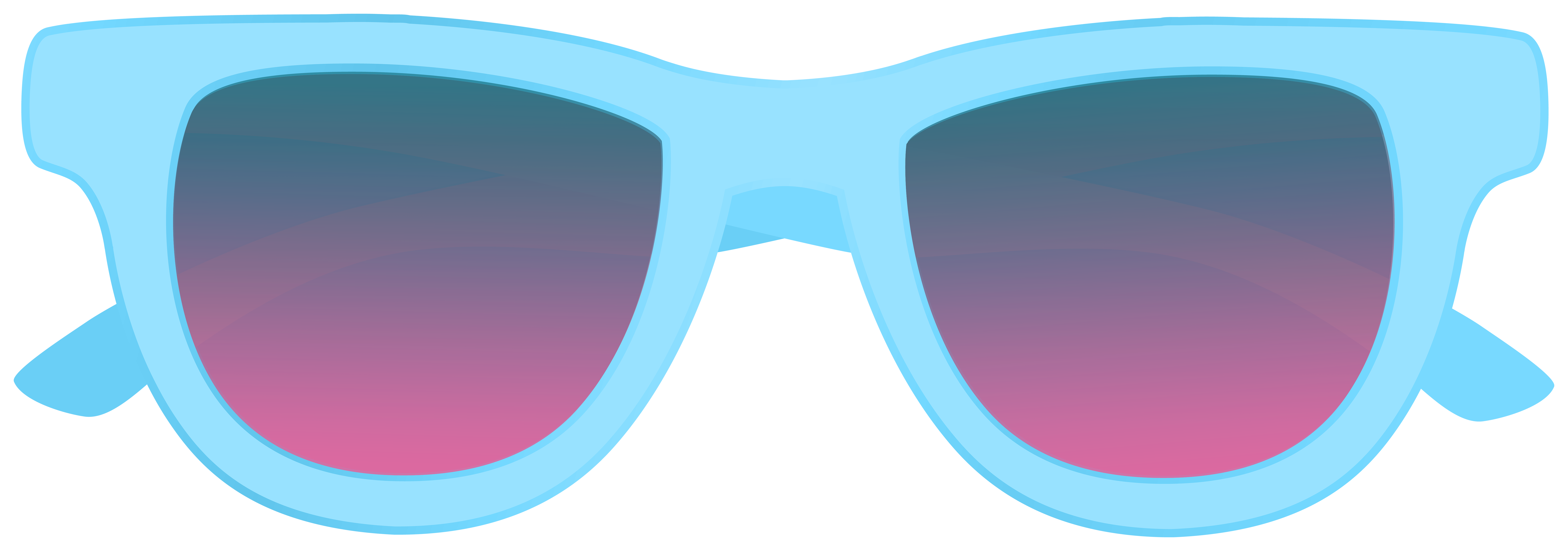 Light blue png gallery. Sunglasses clipart teal
