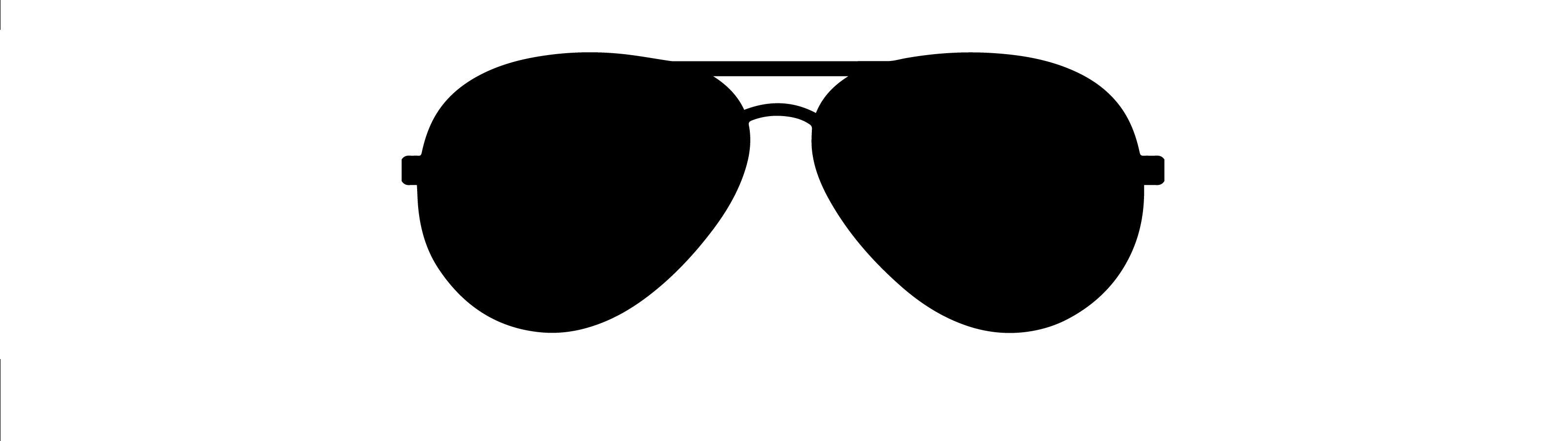 sunglasses clipart aviator #144727192