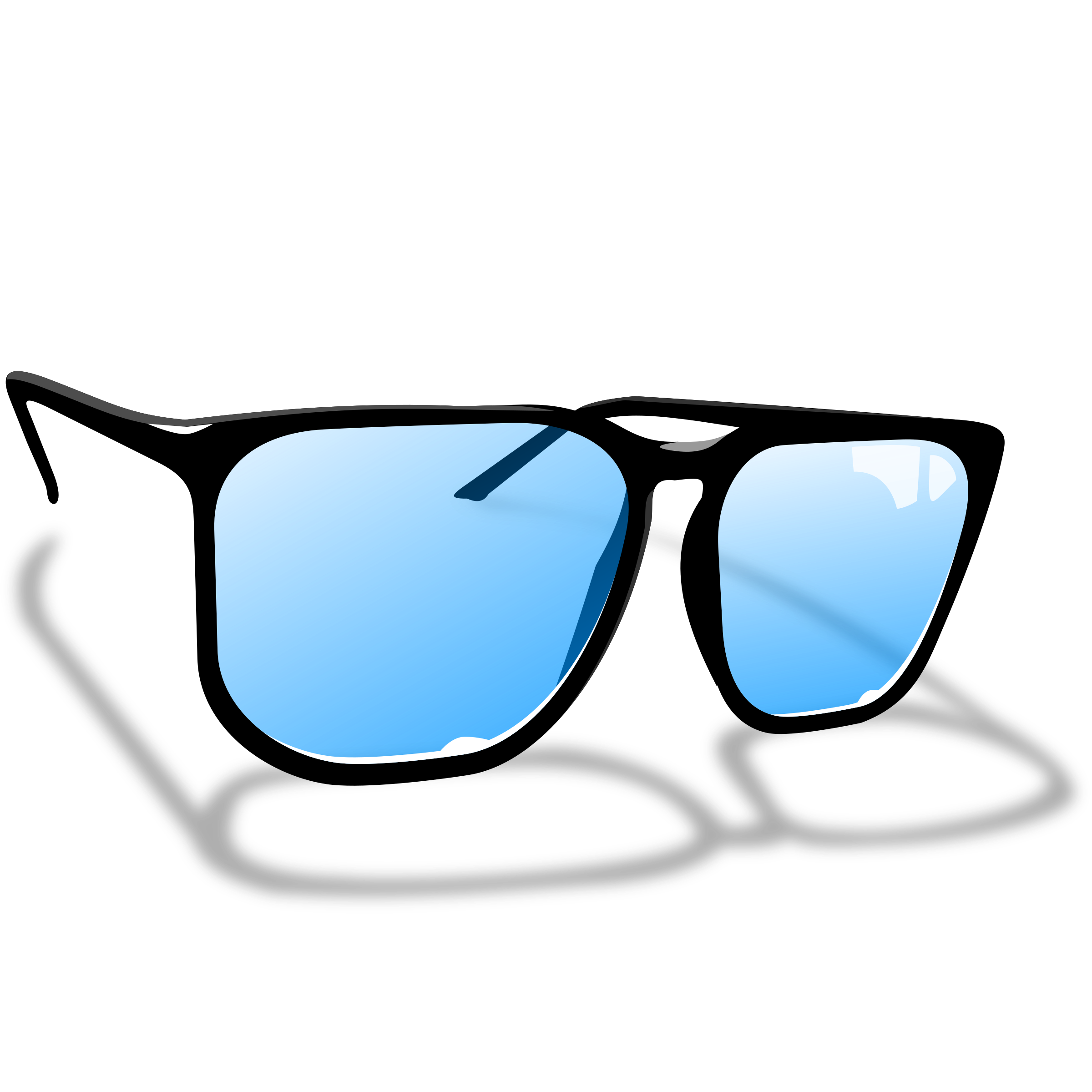 Sunglasses clipart small.