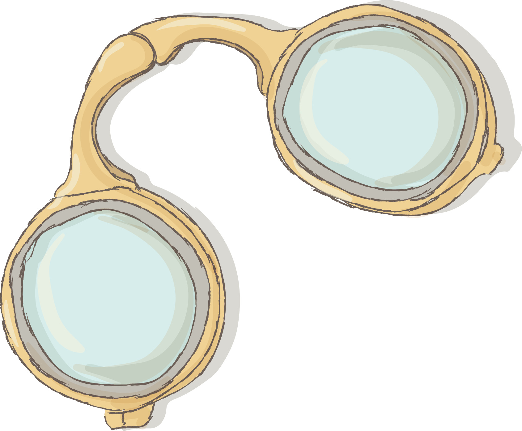 Sunglasses clipart watercolor. Painting submarine transprent png
