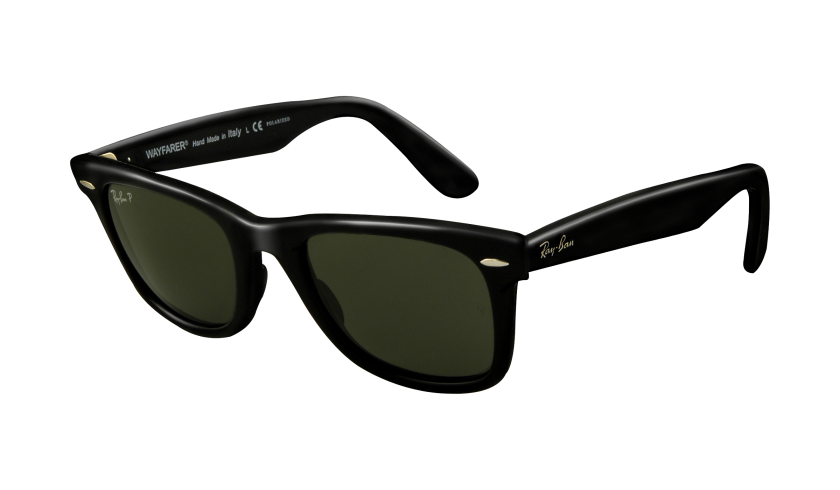 Ray ban aviator clip. Goggles clipart stylish