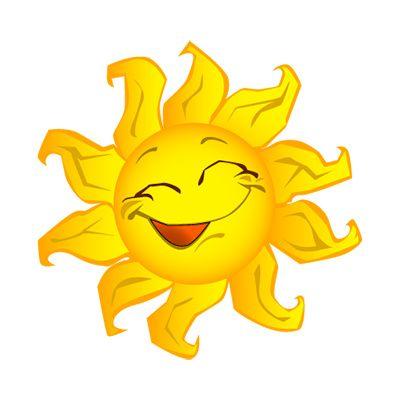 Clip art sun bright. Clipart sunshine animated
