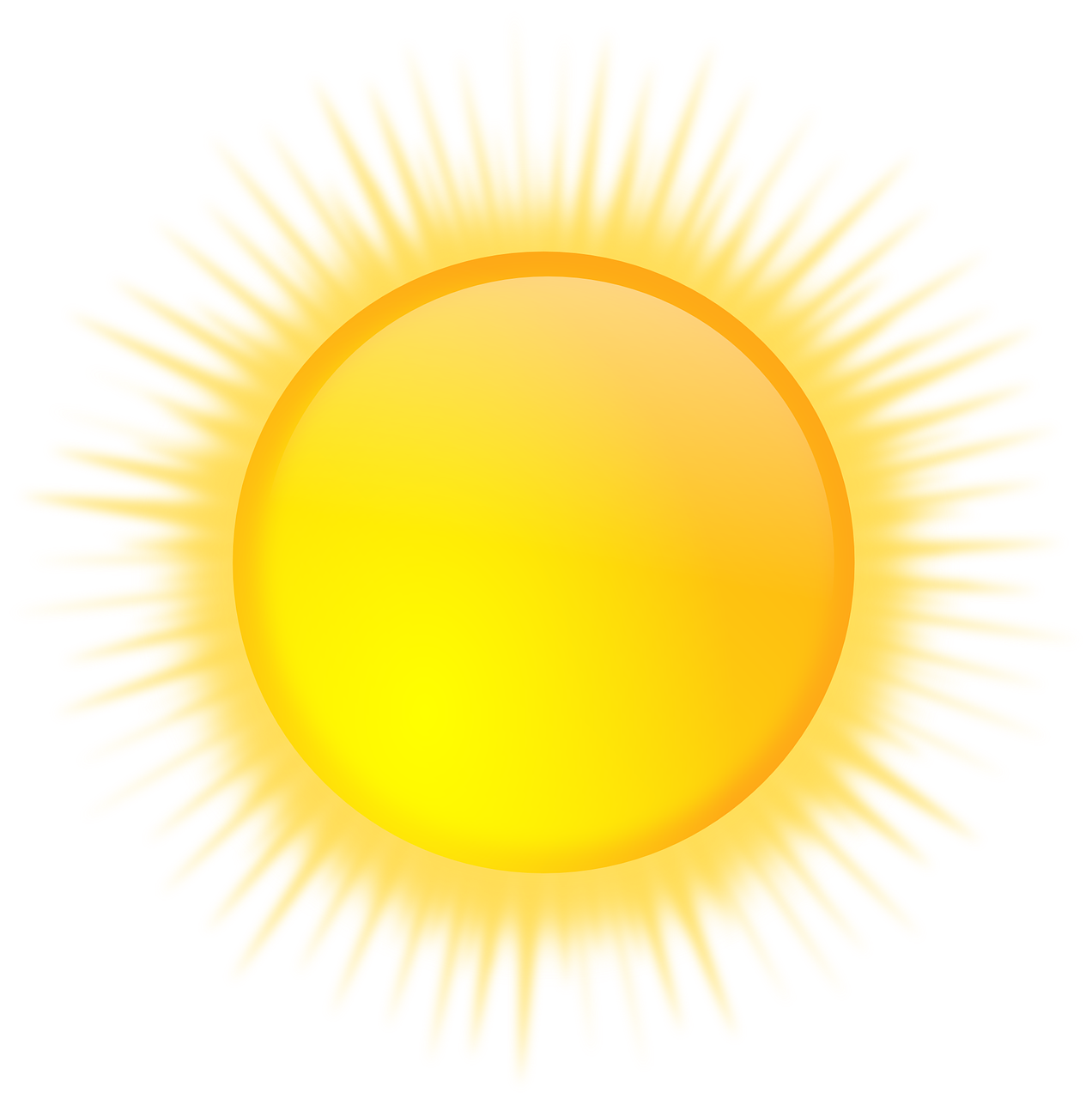 Clipart sunshine bright. Sun weather free to