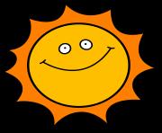 Images . Clipart sunshine copyright free