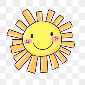 Sun png vector psd. Clipart sunshine face