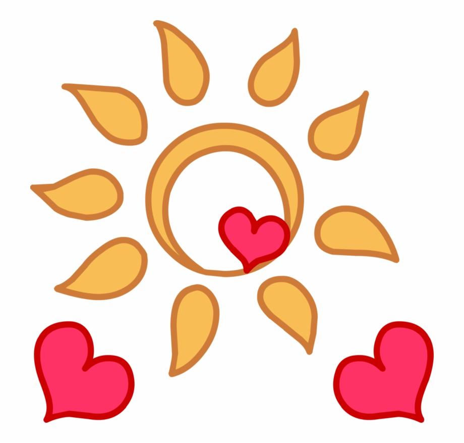 Clipart sunshine heart sunshine. Png file sun and