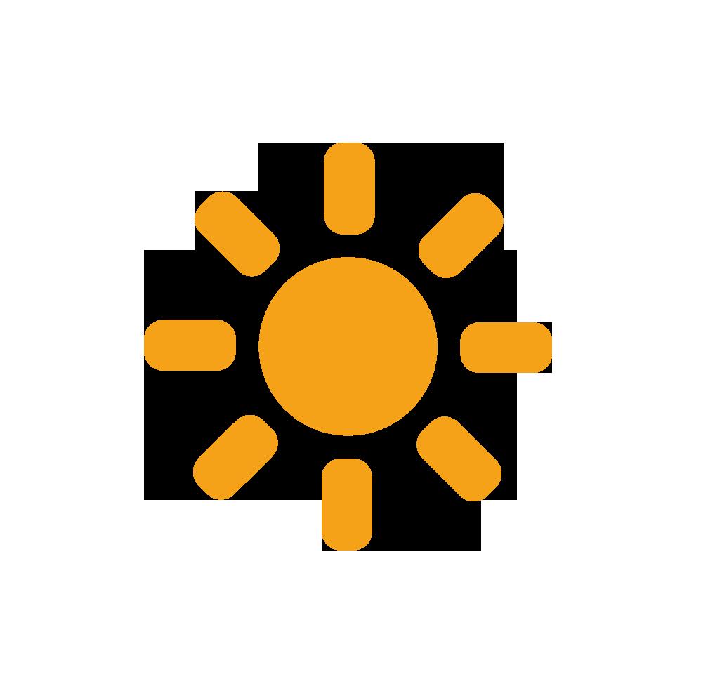 Sun thick suncoat pinterest. Clipart sunshine icon