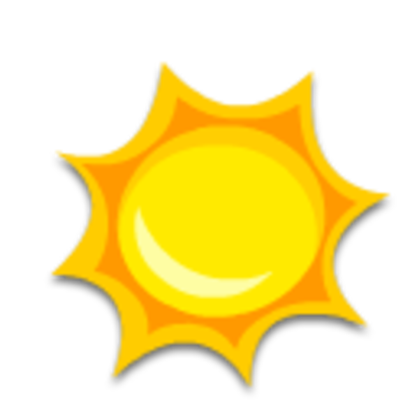 Sun icons png vector. Clipart sunshine icon