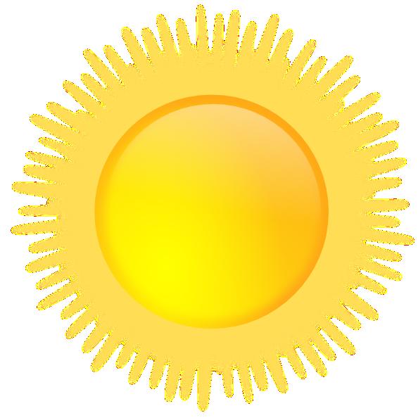 Heat clipart sun clipart. Icon clip art at