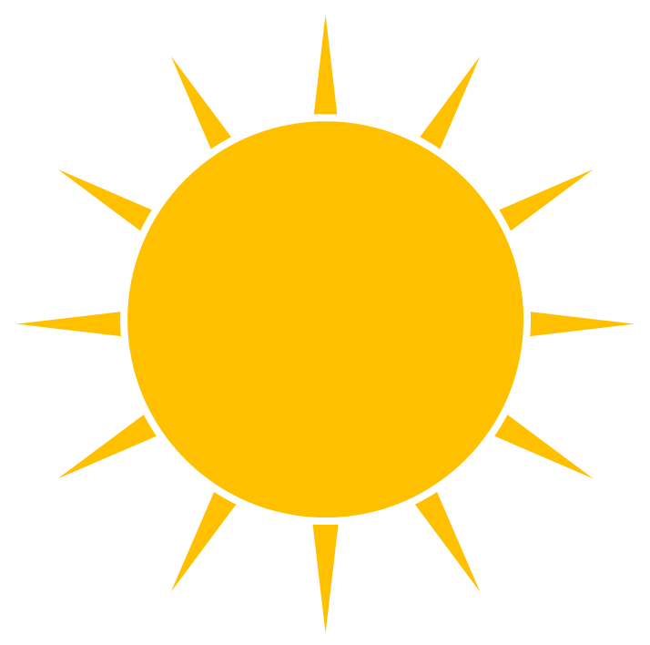 Clipart sunshine large. Free graphic sun download