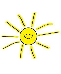 Clipart sunshine little. Free sun to decorate
