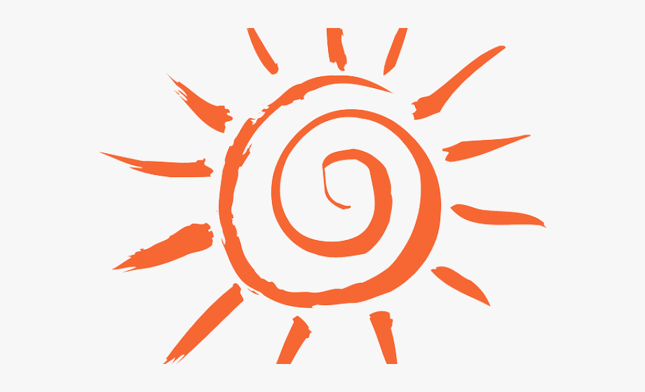 Free download clip art. Clipart sunshine orange