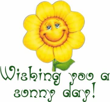 This is a page. Clipart sunshine party