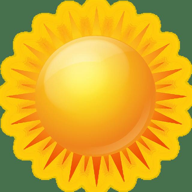 Proposed bill would keep. Clipart sunshine sun shine