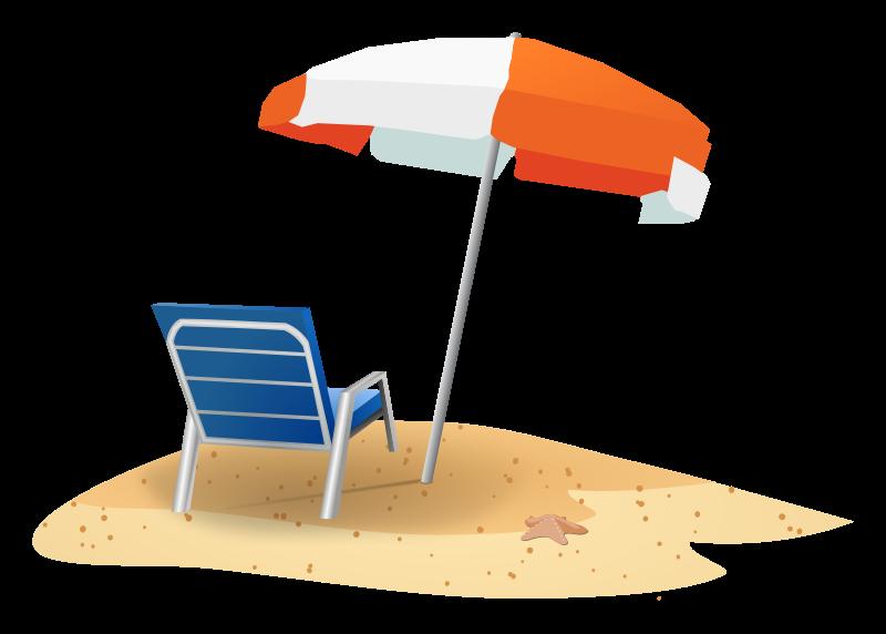 Clipart sunshine sunl.  best beach scene