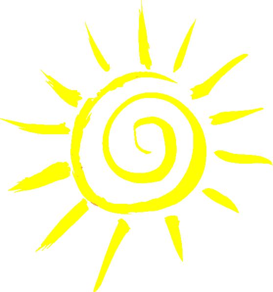 Clipart sunshine symbol. Sun clip art at