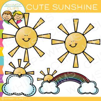 Clipart sunshine teacher. Cute clip art free