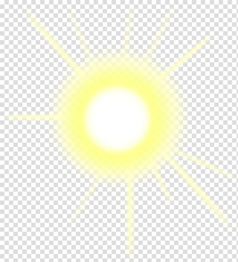 Light yellow malls poster. Clipart sunshine theme
