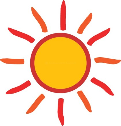 Clipart sunshine tropical. Free sun images download