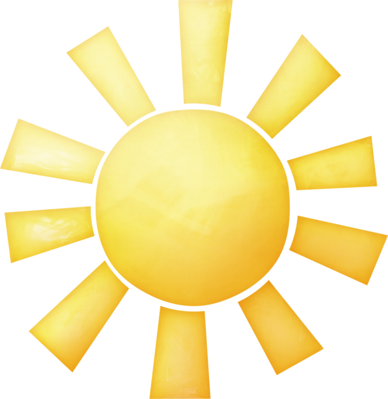 Clipart sunshine tropical. Png clip art and