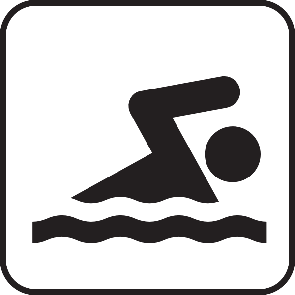 Swimmer clipart. Swimming clip art at