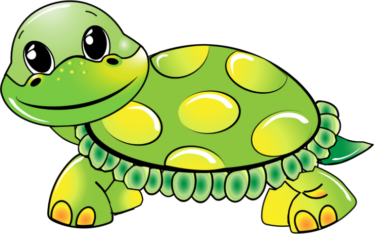Sea cours particuliers domicile. Clipart turtle cute
