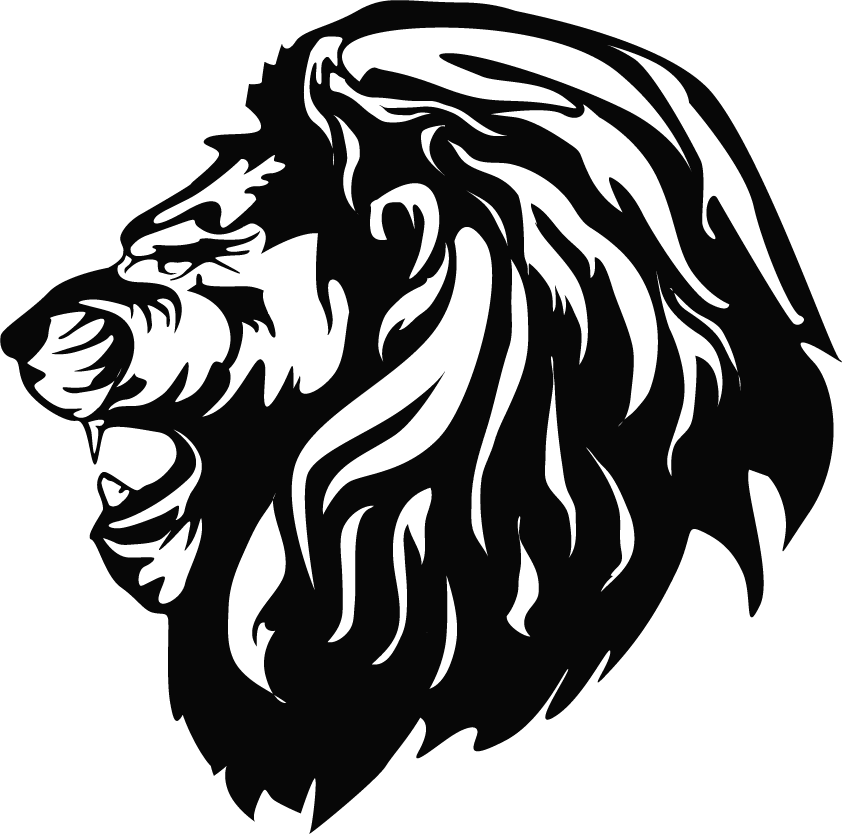 Clipart swimming lion. Check out my behance