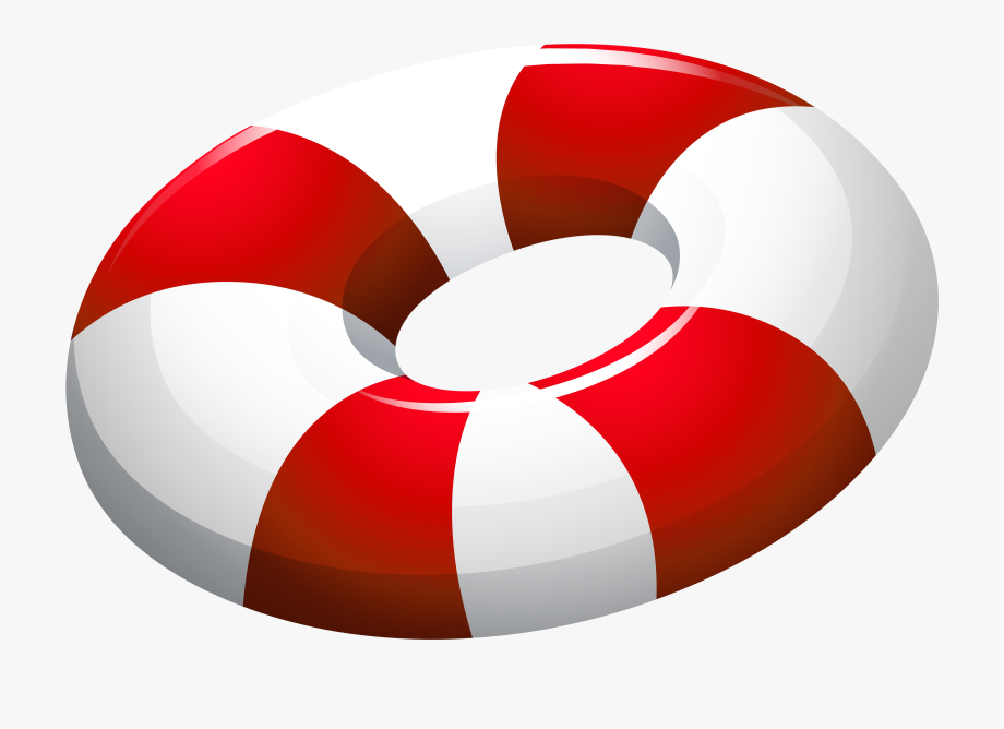 Clipart swimming material. Swim ring float clip