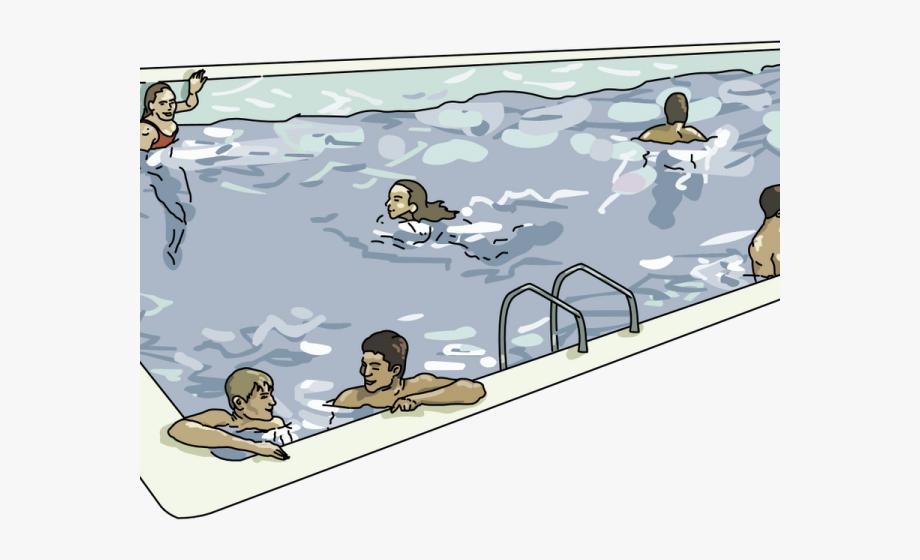 Pool clip art . Clipart swimming material