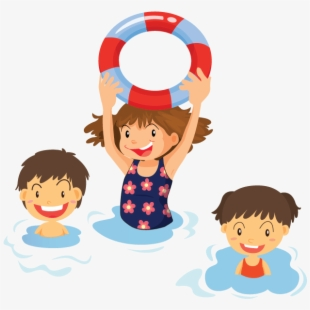 Free kids learning cliparts. Clipart swimming preschool
