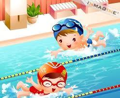 Free swim lessons cliparts. Clipart swimming swimming lesson