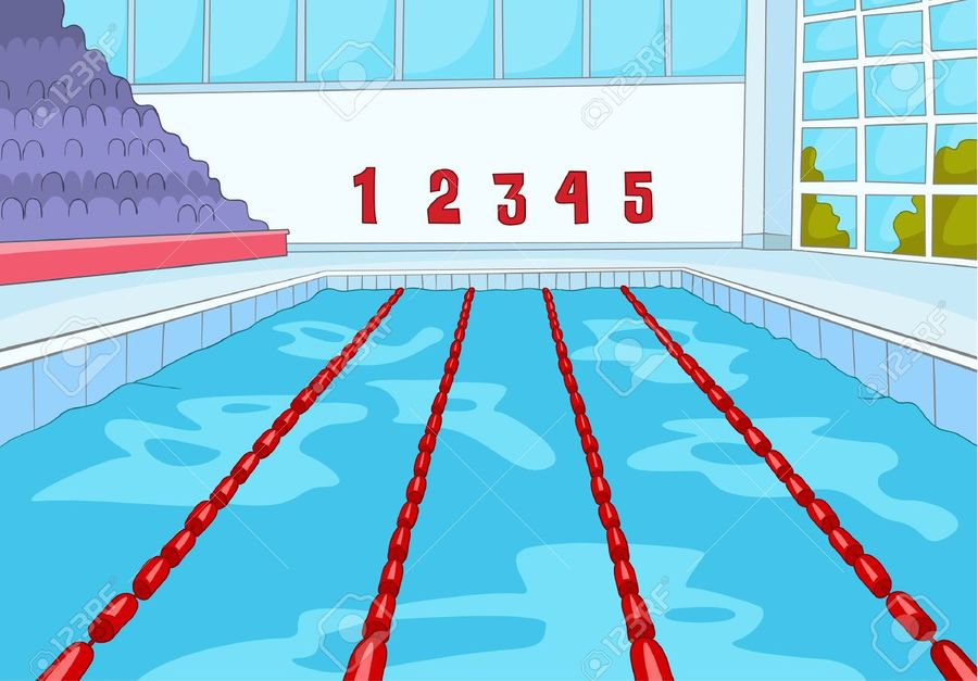 Clipart swimming swimming race. Download clip art pools
