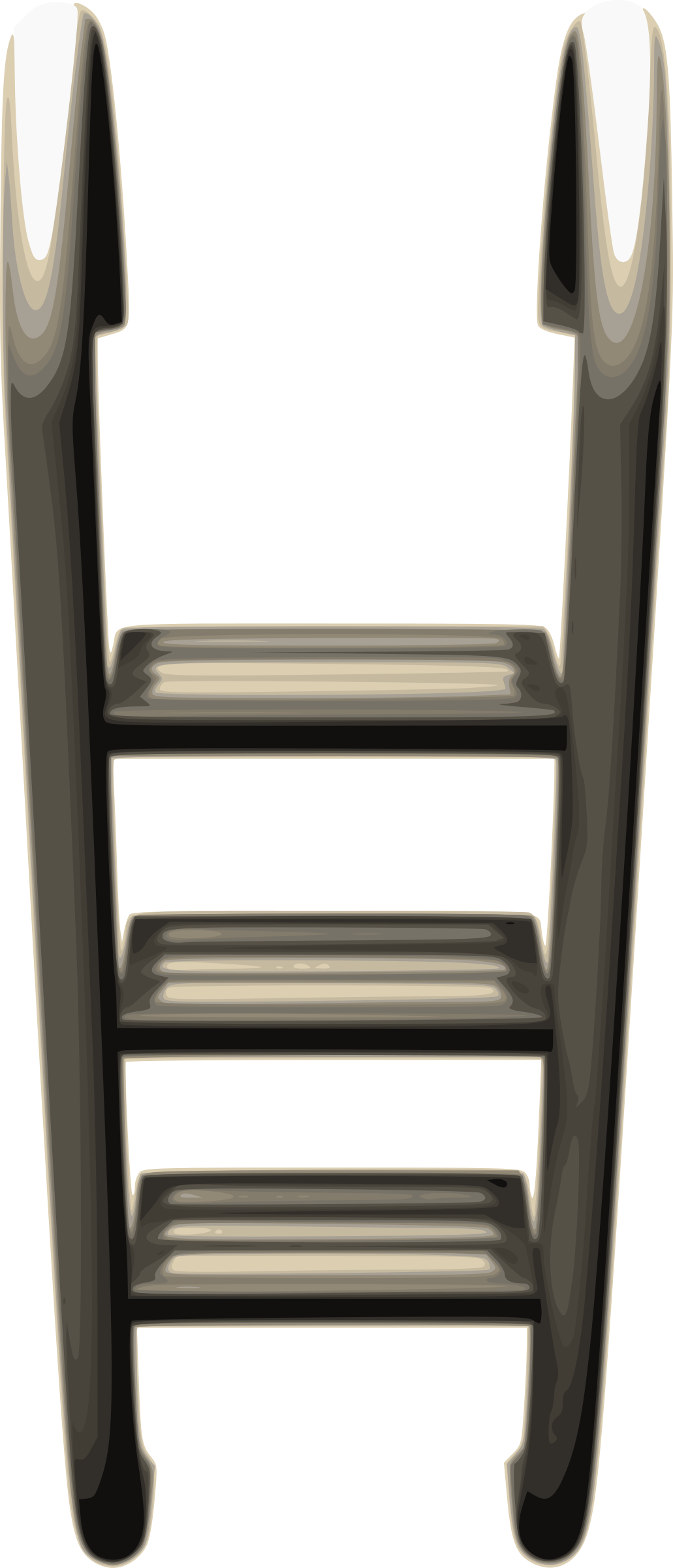 Swimming pool big image. Ladder clipart wood ladder