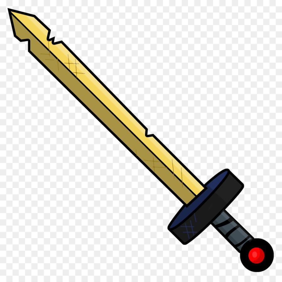 Sword clipart. Finn the human clip