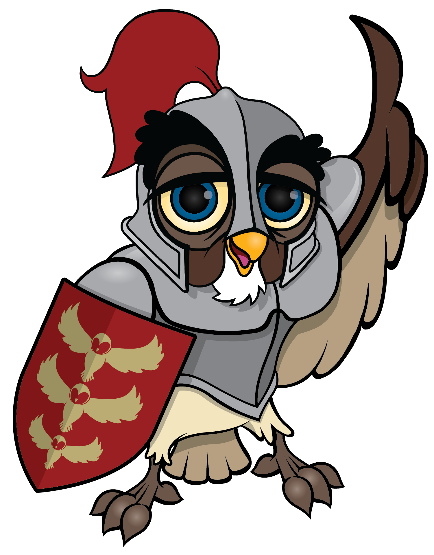 About knight owl teaching. Knights clipart history british