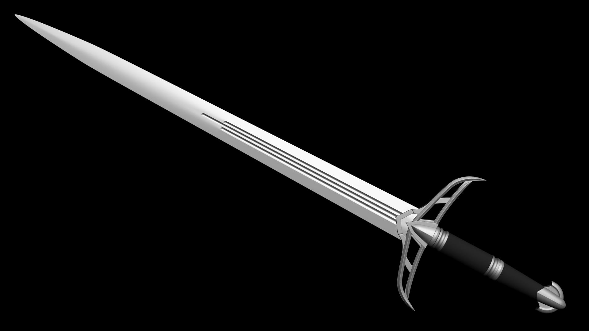 Knife clipart picsart. Sword twenty six isolated