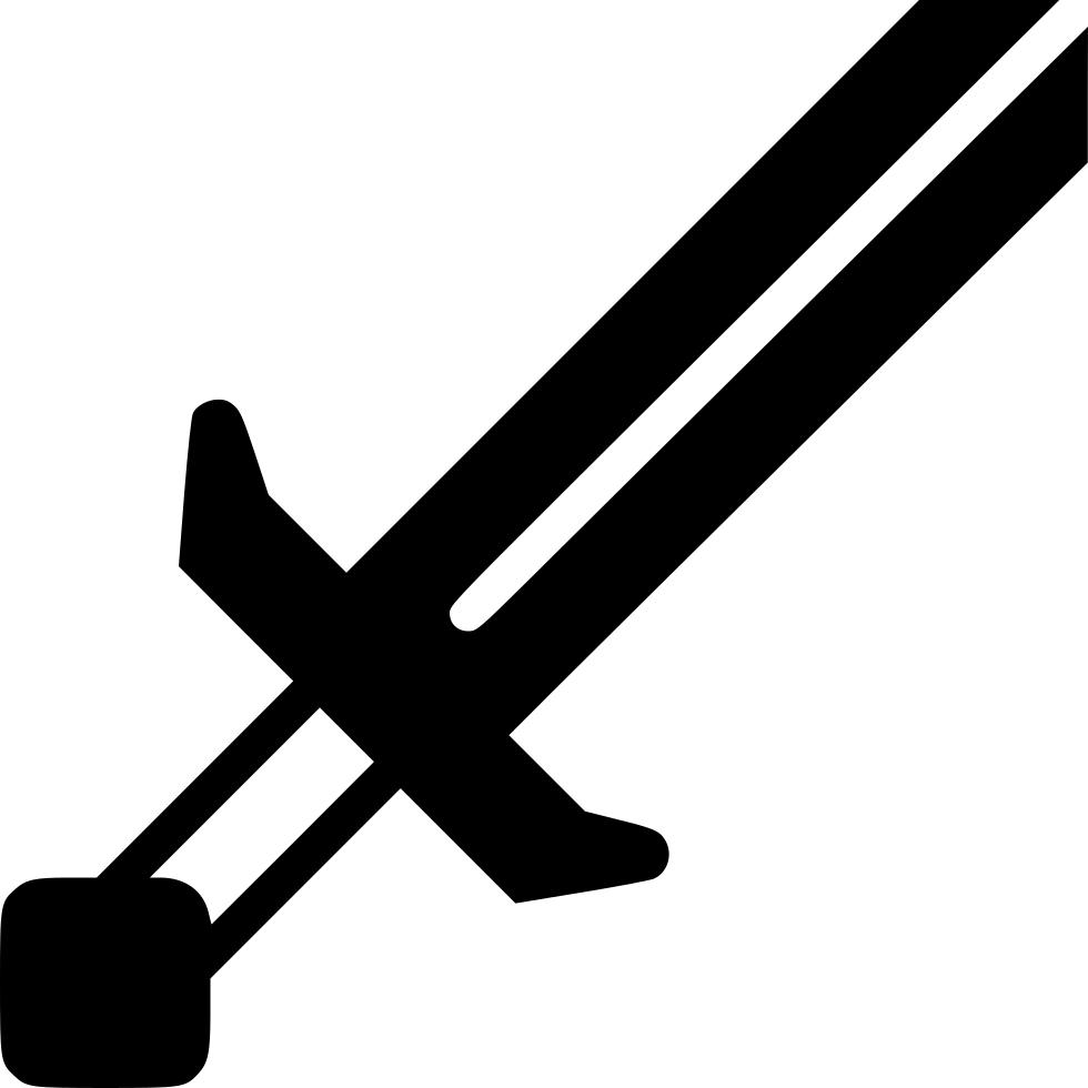 Sword icon png. Minecraft svg free download