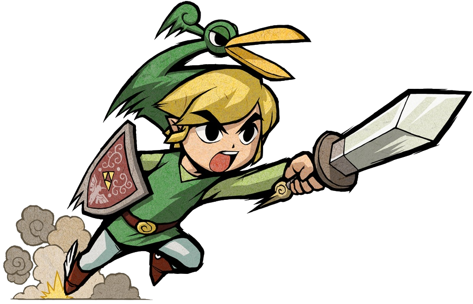 Clipart sword fancy. Dash attack zeldapedia fandom